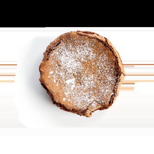 Moëlleux au chocolat (6P)